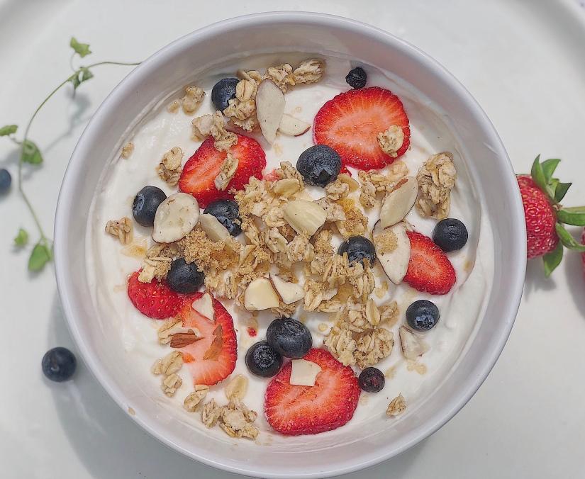 Simple Breakfast forOne