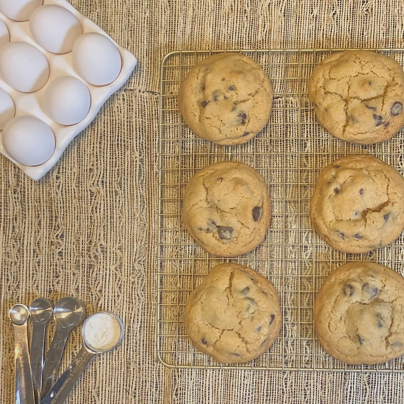The Perfect Chocolate ChipCookie