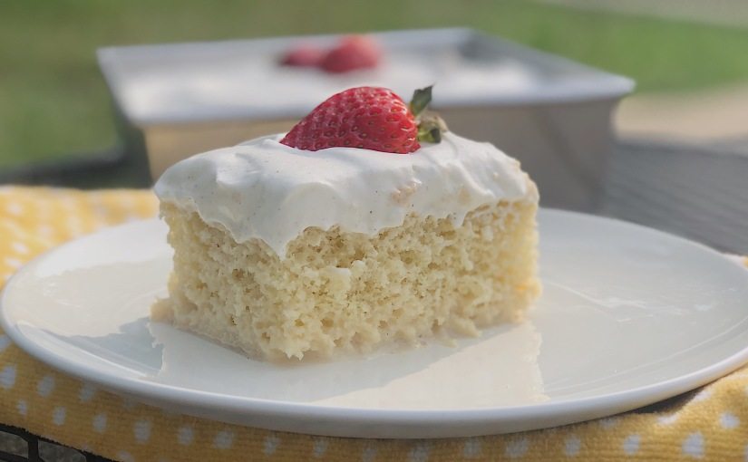 Classic Tres Leches
